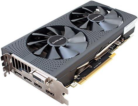 Sapphire Radeon RX 570 Pulse Scheda Grafica da 4 GB, GDDR5, Grigio