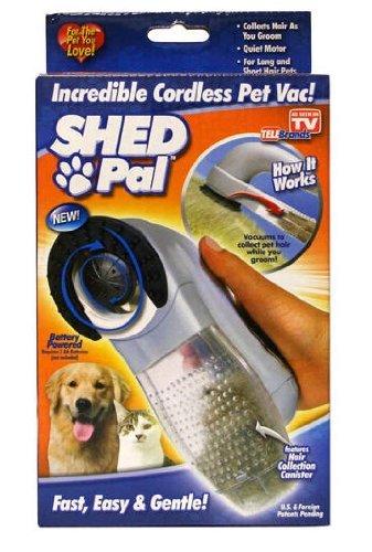 Shed Pal Cordless Pet Vac - 3