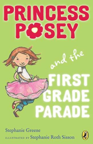 Princess Posey and the First Grade Parade: Book 1, Books Central