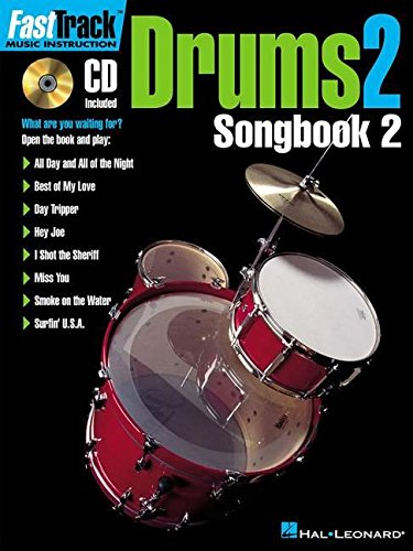 FastTrack Drums Songbook 2 - Level 2 (Fast Track S)