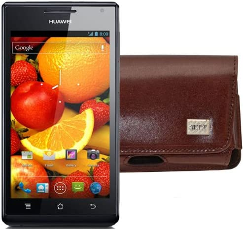 Matiate MTT – Funda para Smartphone Huawei Ascend P1/Horizontal ...