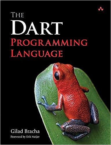 Dart Programming Language Gilad Bracha