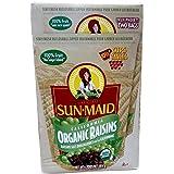 Sunmaid Organic Raisins, 2 Count , 1814g