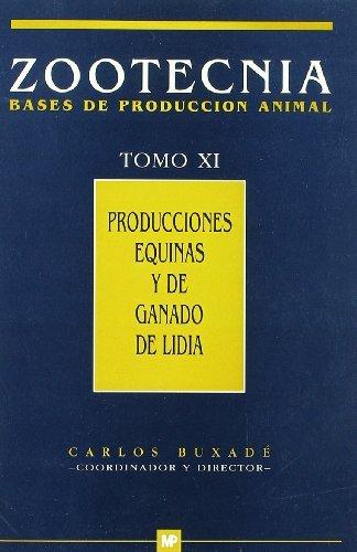 Descargar Libro Produccionesequinasydeganadodelidia.zootecniatomoxi Buxadé Carbé  Carlos