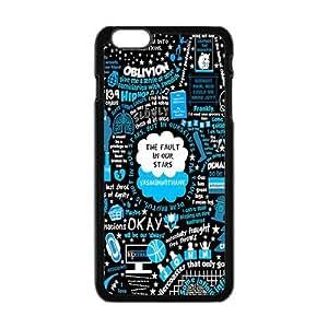 Cool Painting Cest la vie Cell Phone Case for Iphone 6 Plus