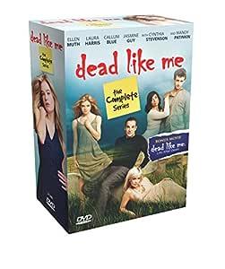 Dead Like Me: The Complete Series (Ellen Muth, Mandy Patinkin, Laura Harris, Callum Blue)
