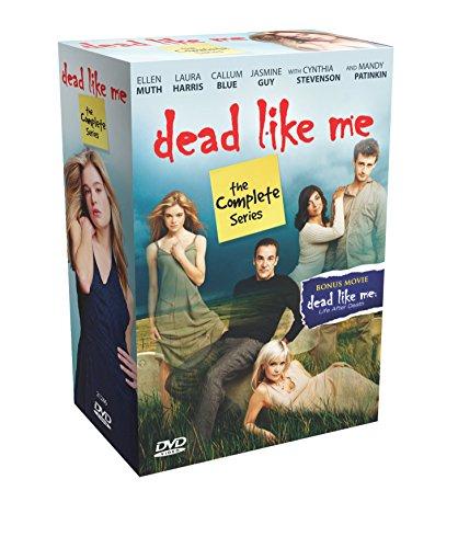 DVD : Dead Like Me: The Complete Series (Ellen Muth, Mandy Patinkin, Laura Harris, Callum Blue)