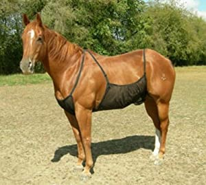 Cashel Fly Sheet Belly Guard for Horses, Size: Small