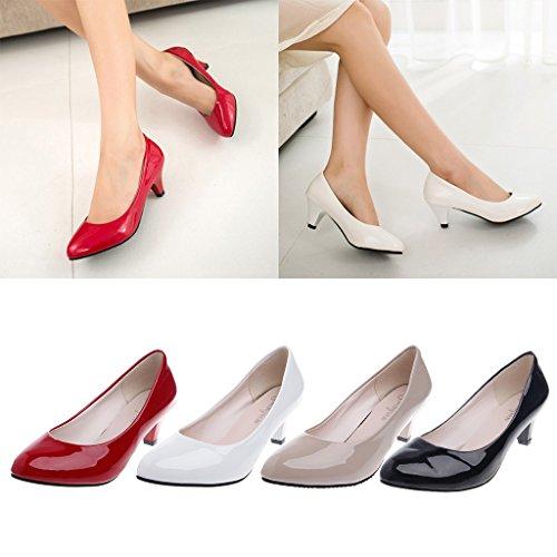 Top-Sell 2017 Verano Las Mujeres De Tacón Alto De Las Sandalias Del Deslizador Para Las Mujeres Ocasionales De La Manera Sandalias De Zapatos Blanco