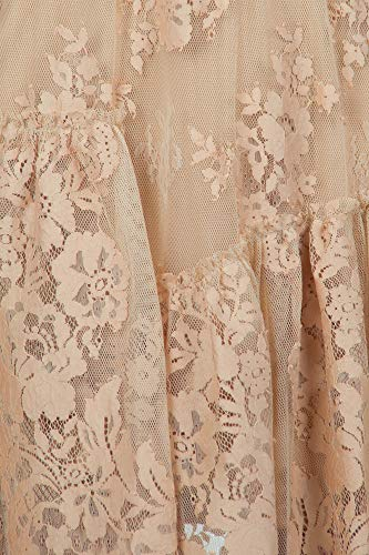 Beige Lac 145759 Mujer Guardaroba estate Gonna 2019 Falda Primavera q6EnzA