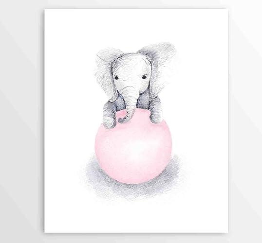 Baby Girl Room Grey