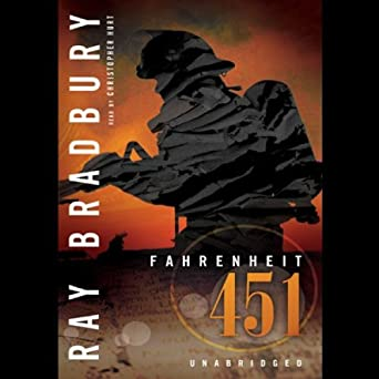 Audio Book Fahrenheit 451