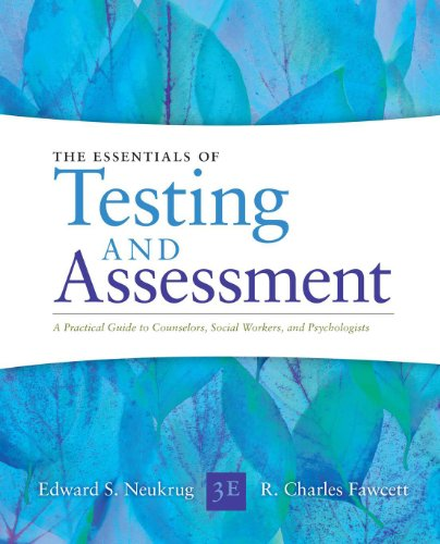 Essentials of Testing and Assessment: A Practical Guide for Counselors, Social Workers, and Psychologists Pdf