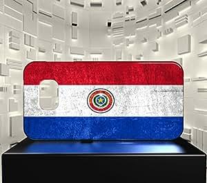 Funda Carcasa para Galaxy S7 Bandera PARAGUAY 01