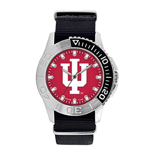 (Gifts Watches Collegiate Indiana University Starter Watch)