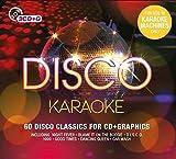 Music : Disco Karaoke (3Cd+G)