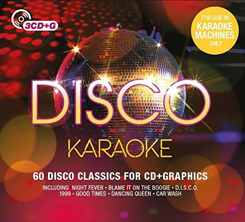 Disco Karaoke (Abba Karaoke Cdg)