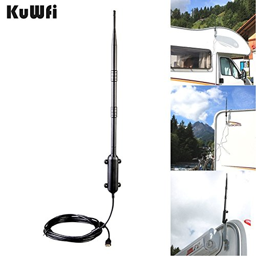 KuWFi 150Mbps Ralink RT3070 Max Distance Outdoor Wireless USB 2 0