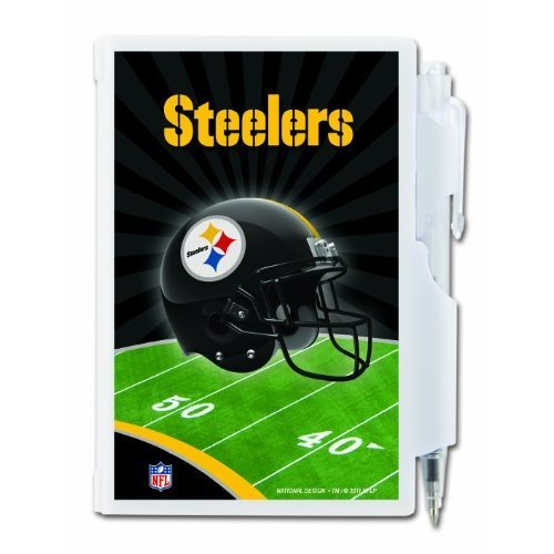 Pittsburgh Steelers Pocket Notes, Team Colors (12020-QUW)
