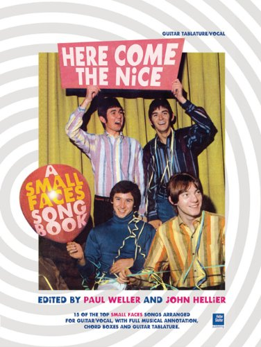Here Come The Nice: A Small Faces Songbook ePub fb2 book