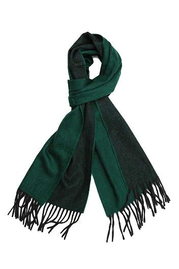 Wool Angora Scarf ALLAA 18751: Green