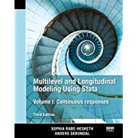 Multilevel and Longitudinal Modeling Using Stata, Volume I: Continuous Responses, Third Edition: 1