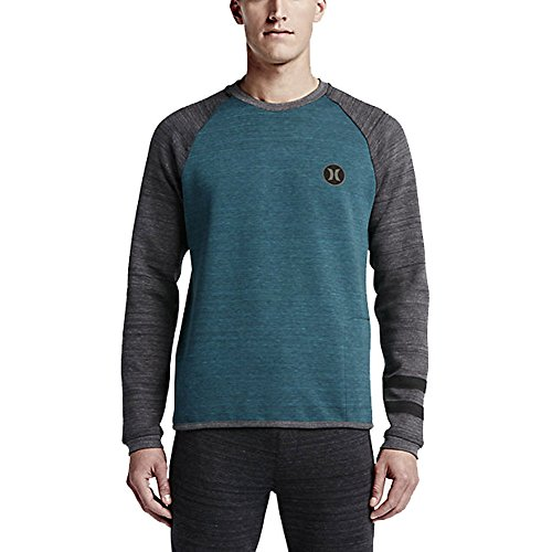 Hurley L Night Factor Heather (Hurley Thermal Shirt)
