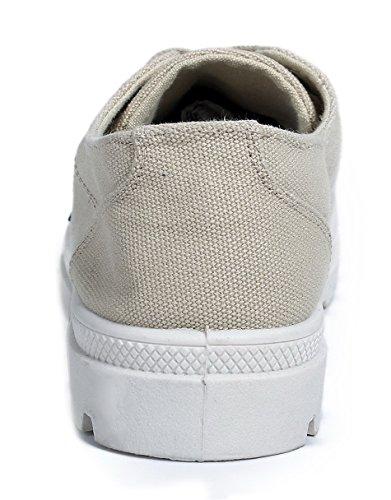 Shoes Baskets Lacet Ageemi Homme Kaki Mixte Chaussure Adulte Flat 4wEdqZd