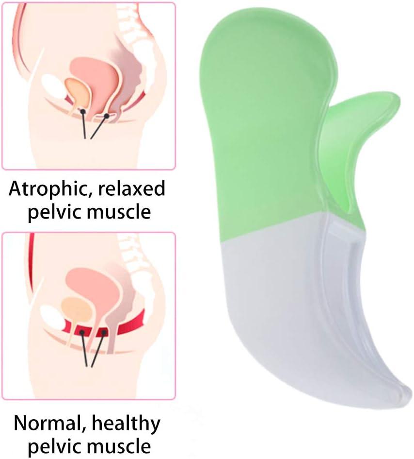 Haplws Dispositivo di Allenamento dellanca Portatile Glutei Allenatore Controller Esercizi per Il Pavimento pelvico Esercitatore per Muscoli della Coscia Interna