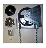 Thaisan7, Garage Door Chain Hoist - Wall Mount-Gear Reduced - 2000R,for repairing, fixing