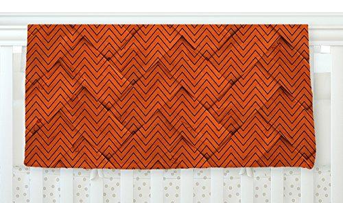 40 x 30 KESS InHouse KESS Original Chevron Weave Fleece Baby Blanket