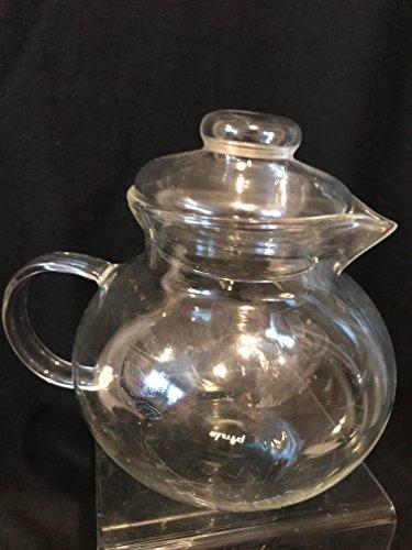 Flowering Tea Pot, Clear Glass Tea Pot, Borosilicate Tea Pot ()
