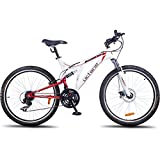 Hero Octane Archer Cycle, Size 26 (White)