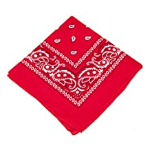 Cotton Head Wrap Novelty Bandanas Scarf Wristband Face Mask Headwear