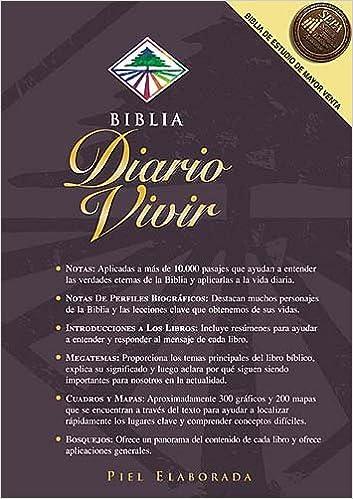 Book Biblia Del Diario Vivir