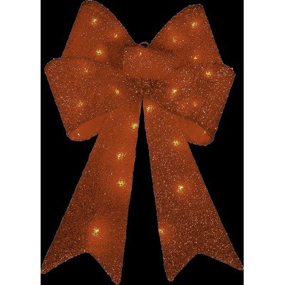 Light Up Christmas Bow Outdoor