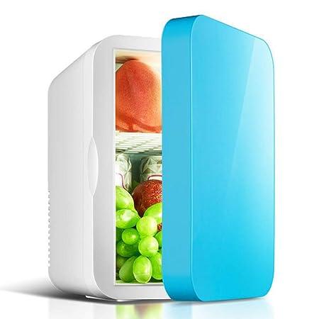 WJH 6L Mini pequeño frigorífico más frío y más Caliente para el ...