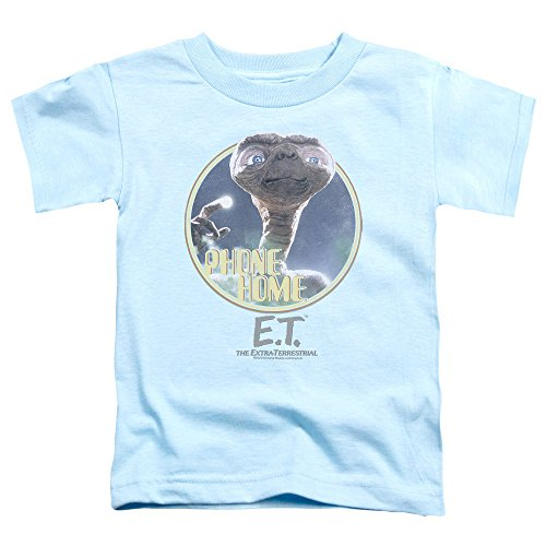 Sons of Gotham Et Phone Home Toddler T-Shirt 4T ()