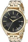 Nixon Women's A9342042 Minx Analog Display Swiss Quartz Gold Watch