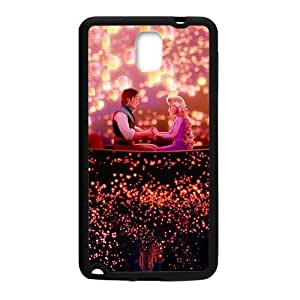 Frozen shiny scenery romantic couple Cell Phone Case for Samsung Galaxy Note3