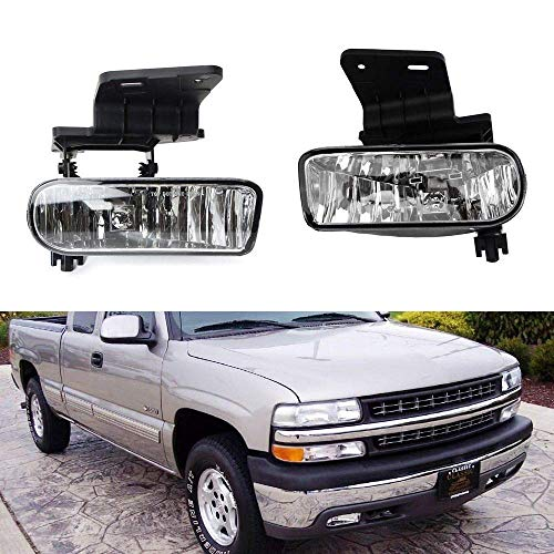 03 chevy tahoe fog lights - 6