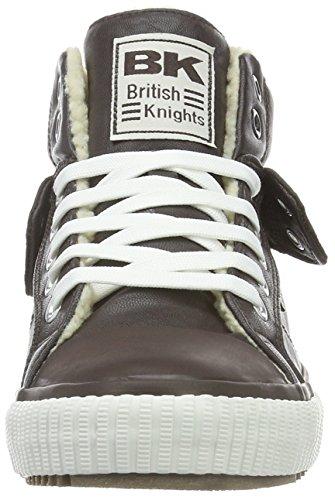 British Knights Roco - Zapatillas Hombre Marrón - Braun (Dk Brown 05)