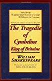 Image of The Tragedie of Cymbeline, King of Britaine: Applause First Folio Editions (Folio Texts)