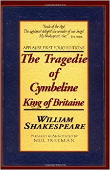 Cymbeline (Applause Shakespeare Library: The Folio Texts) (Applause First Folio Editions)