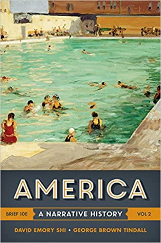 America A Narrative History Ebook