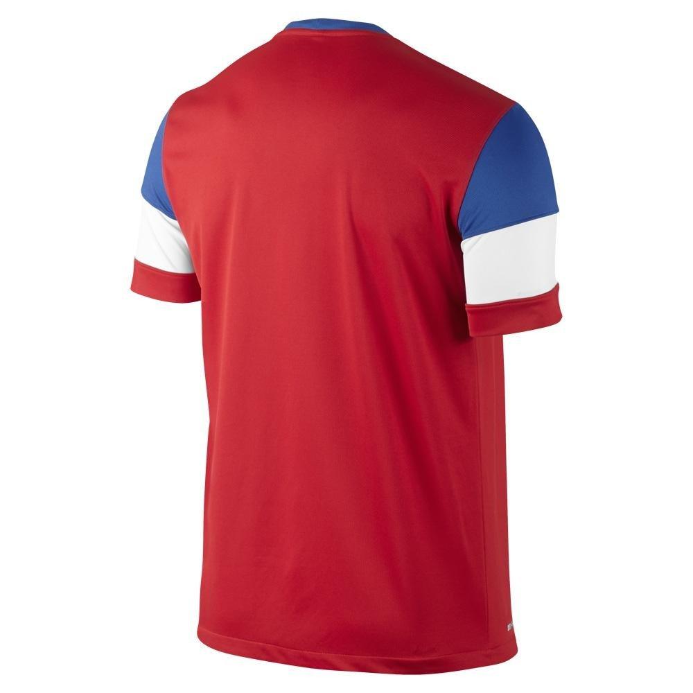 302565fa8ee Amazon.com  Nike Youth USA Away Soccer Jersey 2014-2015 (X-Small)  Clothing