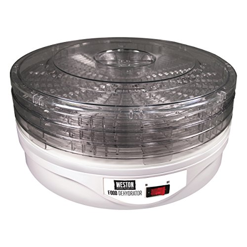 Weston Food Dehydrator, 4 Tray