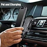 Qi Wireless Car Charger Mount, MOUNTDOG Automatic