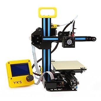 Amazon.com: YKS – CR-7 Mini Impresora 3d de computadora ...