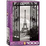 Eurographics at The Gates of Paris Jigsaw Puzzle (1000-Piece), 10 X 14 X